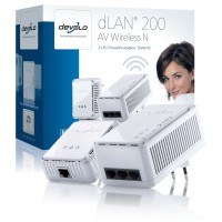 Devolo dLan 200 Wireless Test